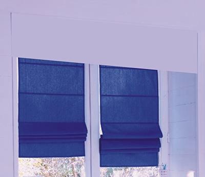 Curtains / Roman Draperies