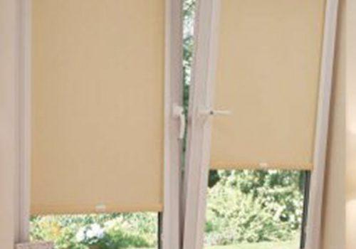 Blinds, Roller shutters, Textile blinds