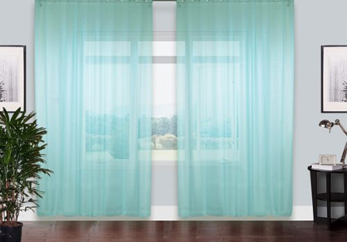 Curtains and draperies by model