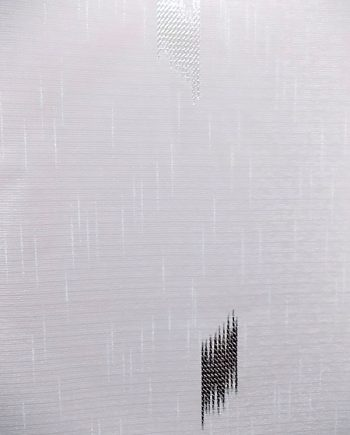 Golden veneer curtain with golden wenge pattern