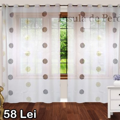 Curtain beech with golden wenge flowers