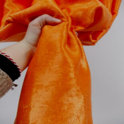 Draperie blackout portocalie