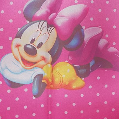 Voal roz cu Minnie