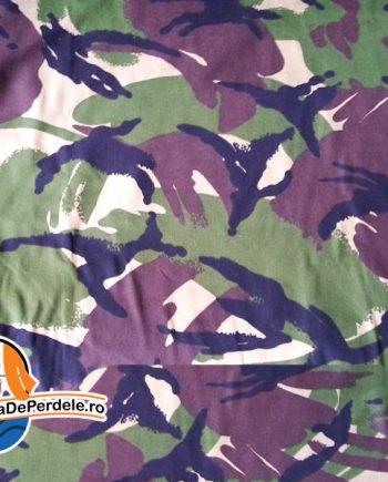Draperie impermeabila si rezistenta la decolorare camuflaj